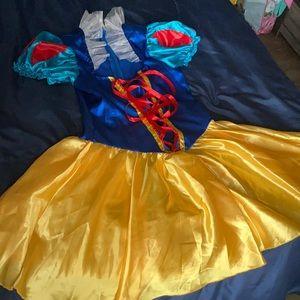 Adult Snow White Halloween costume